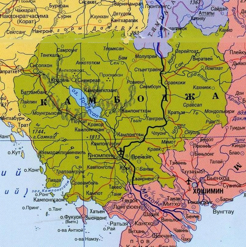 kambodia-maps