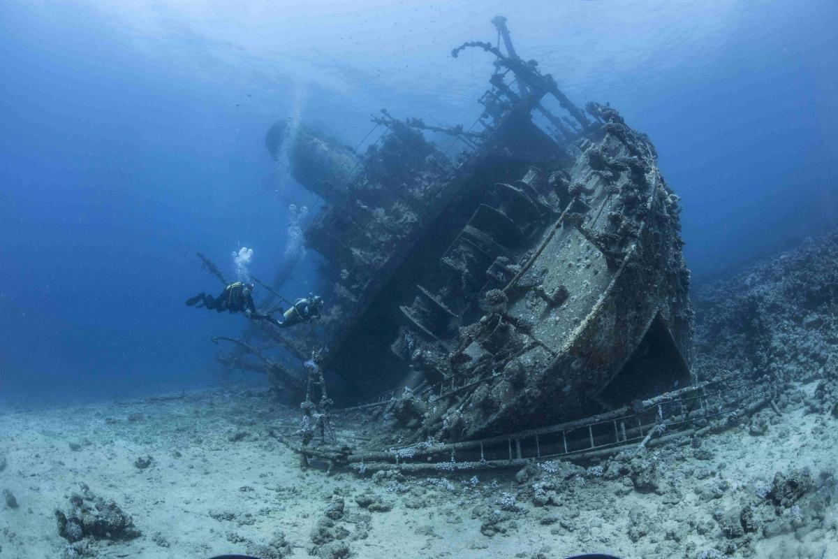 Дайвинг — погружения под воду с аквалангом