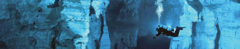 Фото пещерного дайвинга