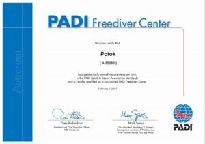 Sert-PADI-Fredive-Potok