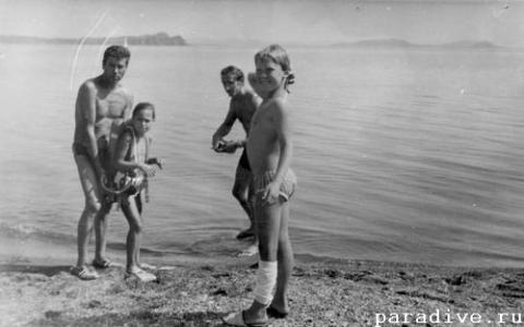 История развития дайвинга и дайвинг центра Поток