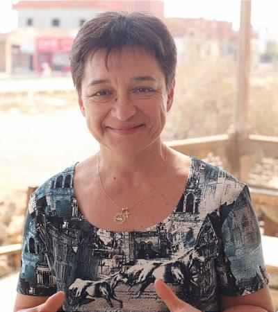 Наша Татьяна Головина на НТВ
