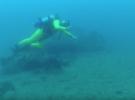 Тест-драйв подводного велосипеда SEABIKE
