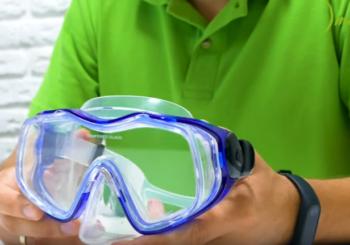 Обзор маски Marlin Hawaii Blue/Trans