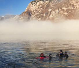 Подводный мир Бохиньского озера