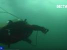 В акватории Владивостока обнаружили новое затонувшее судно