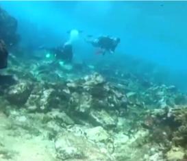 Мексиканские археологи нашли останки корабля, затонувшего более 200 лет назад