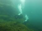 Грот Нептуна. Дайвинг в Крыму