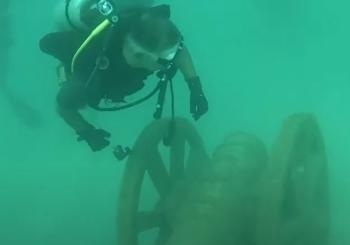 Первый подводный музей Шри-Ланки
