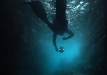 Морские пещеры в заливе Джервис