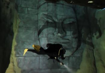 В Польше открылся самый глубокий в мире бассейн для дайвинга