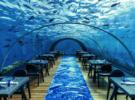 Топ-10 самых удивительных подводных ресторанов в мире