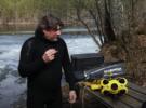 Обзор и тест подводного дрона Chasing M2