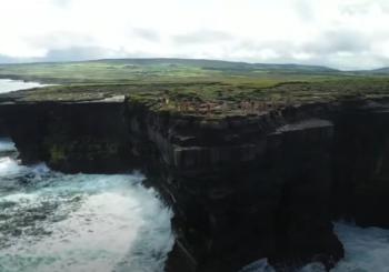 Мировая серия Red Bull Cliff Diving 2021. Даунпатрик Хед, Ирландия